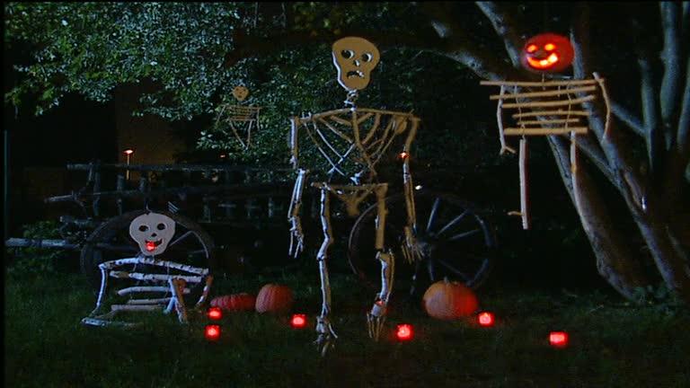 Halloween Deko Selber Machen Drausen : Halloween Gartendeko Zum ...